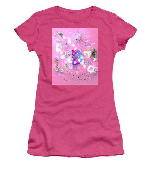 Drizzle  Women's T-Shirt (Junior Cut)