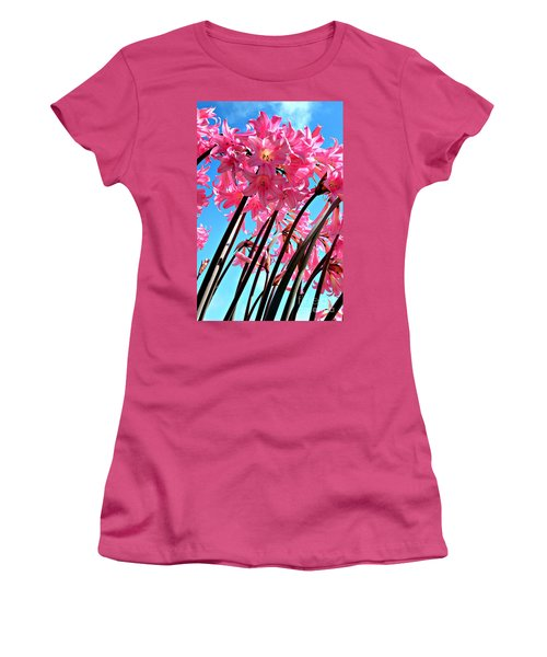 Naked Ladies Women's T-Shirt (Athletic Fit)