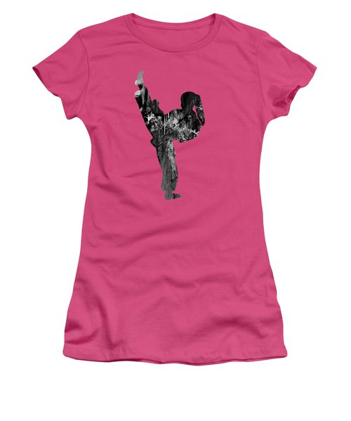 Martial Arts Collection Women's T-Shirt (Junior Cut) by Marvin Blaine