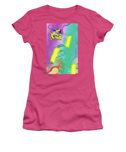 6-20-2015cabcdefghijklmnopqrtuvwxyzabcdefghi Women's T-Shirt (Athletic Fit)
