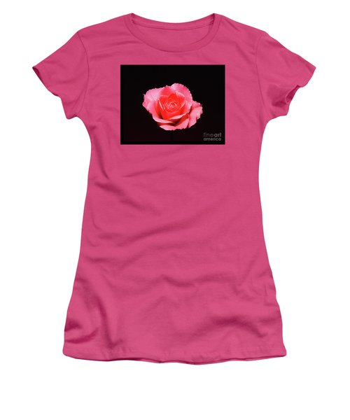 A Rose Is A Rose Is A Rose Women's T-Shirt (Athletic Fit)