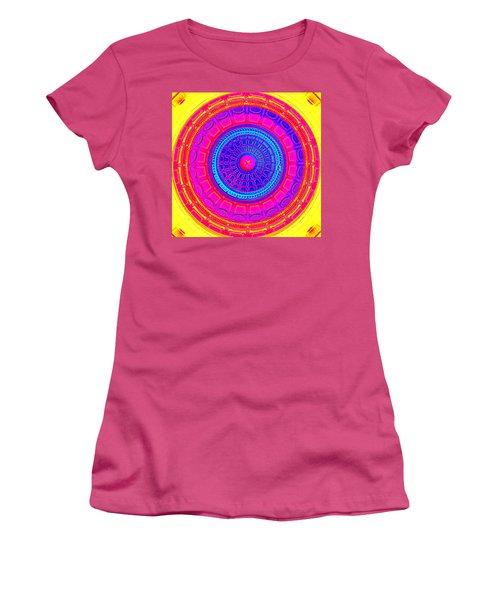 Austin Dome - A Women's T-Shirt (Junior Cut) by Karen J Shine
