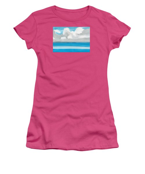 Bacalar, Mexico Women's T-Shirt (Athletic Fit)
