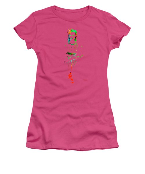 Ballerina 2 Women's T-Shirt (Athletic Fit)