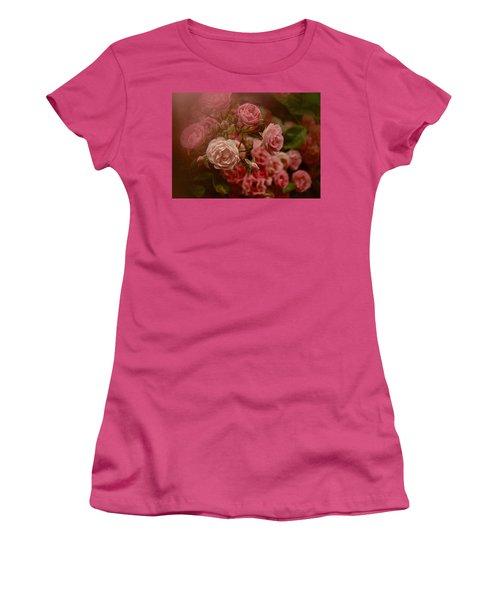 Beautiful Roses 2016 No. 2 Women's T-Shirt (Junior Cut) by Richard Cummings