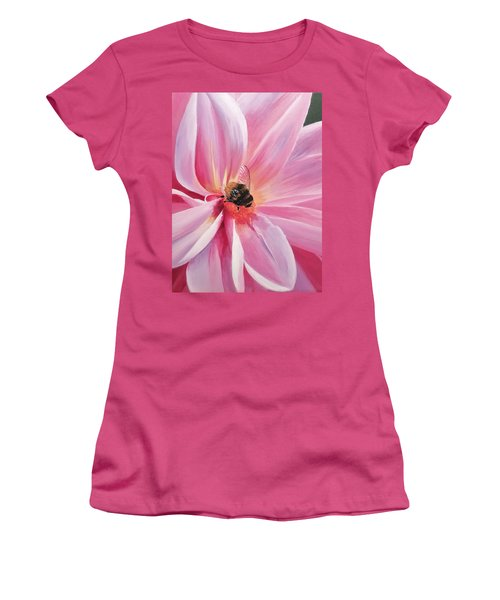 Bee-utiful Women's T-Shirt (Athletic Fit)