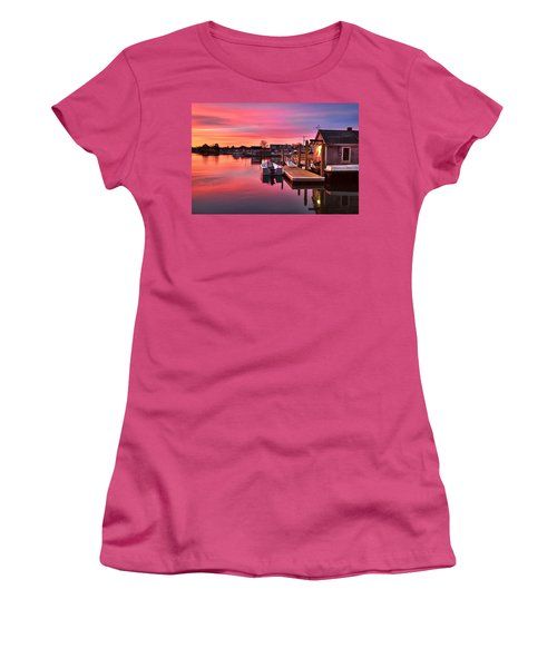 Brewsters In The South End Women's T-Shirt (Athletic Fit)