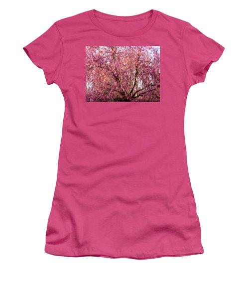 Columnar Sargent Cherry 2 Women's T-Shirt (Athletic Fit)