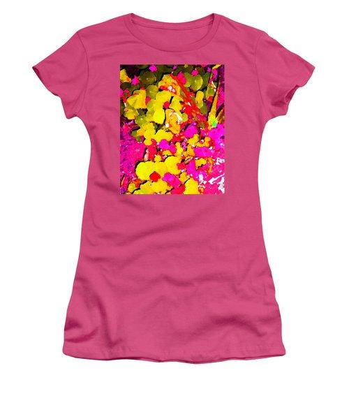 Discovering Joy Women's T-Shirt (Junior Cut) by Winsome Gunning
