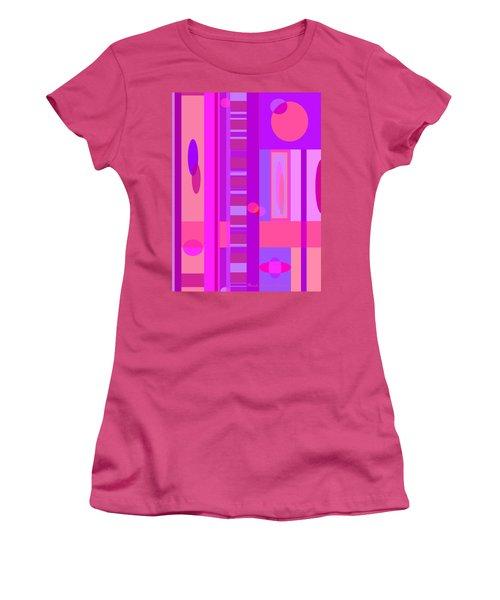 Earth Wind And Fire Women's T-Shirt (Junior Cut) by Brooks Garten Hauschild