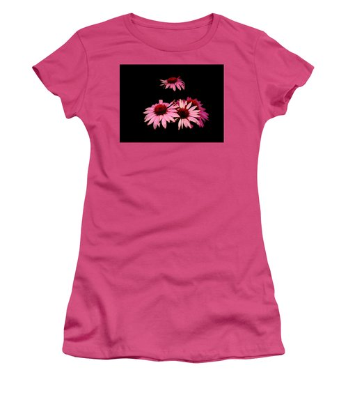 Echinacea Pop Women's T-Shirt (Athletic Fit)
