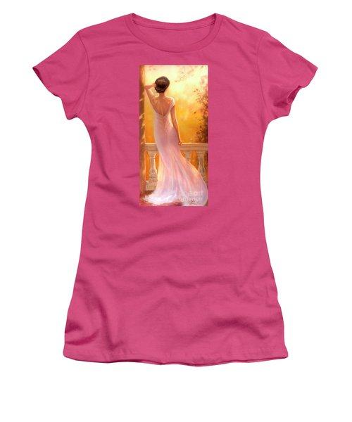 Enchanted Summer Women's T-Shirt (Junior Cut)