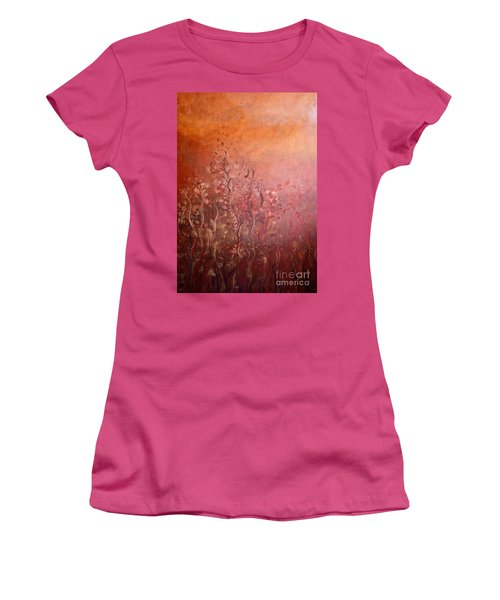 Garden Of The Sacred Fire Artbox Project 1 Basel Women's T-Shirt (Athletic Fit)
