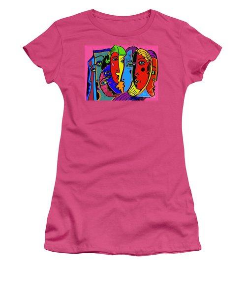 Gossip Women's T-Shirt (Athletic Fit)