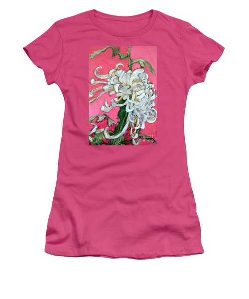 Japanese Mum Women's T-Shirt (Athletic Fit)
