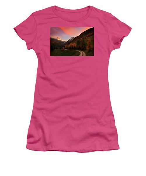 Last Illumination Women's T-Shirt (Athletic Fit)