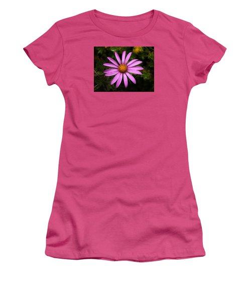 Lone Star Women's T-Shirt (Junior Cut) by Richard Brookes