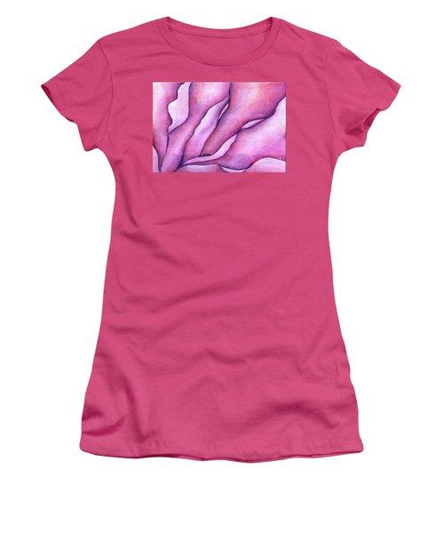 Music In My Head 1 Women's T-Shirt (Junior Cut) by Versel Reid