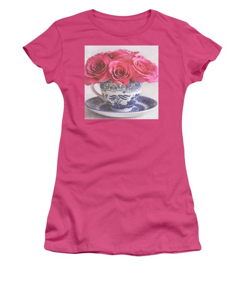 My Sweet Charity Women's T-Shirt (Athletic Fit)