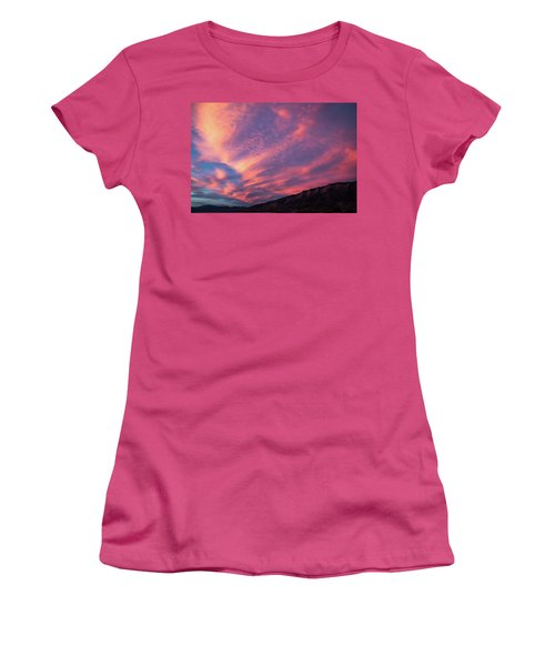 painted by Sun Women's T-Shirt (Athletic Fit)