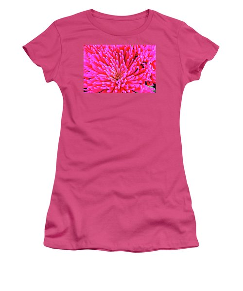 Pink 137 Women's T-Shirt (Athletic Fit)