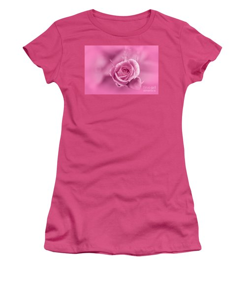 Pink Dream Women's T-Shirt (Athletic Fit)