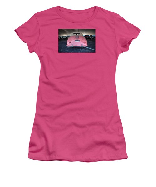 Pinky Women's T-Shirt (Athletic Fit)