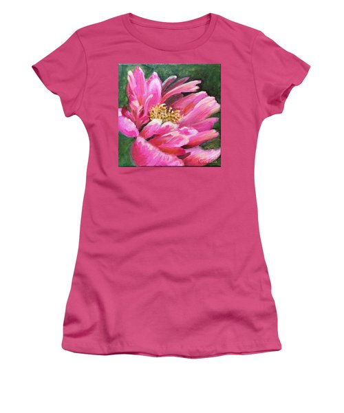 Poppy Melody Women's T-Shirt (Athletic Fit)
