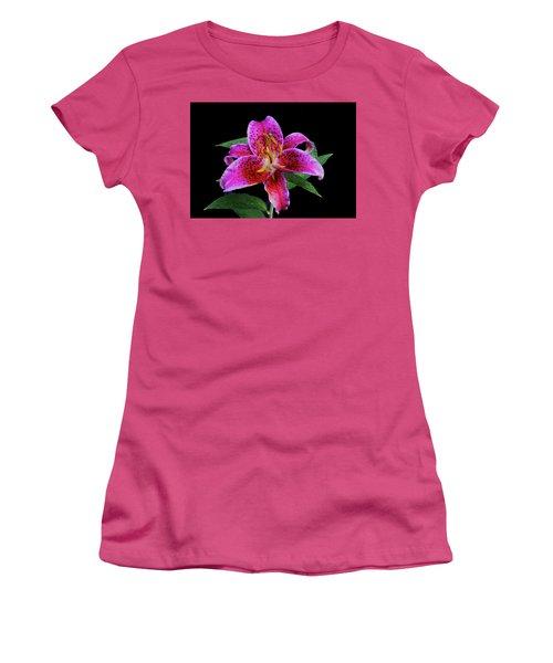 Pretty In Pink Women's T-Shirt (Junior Cut)