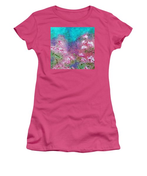 Rose Garden Women's T-Shirt (Athletic Fit)