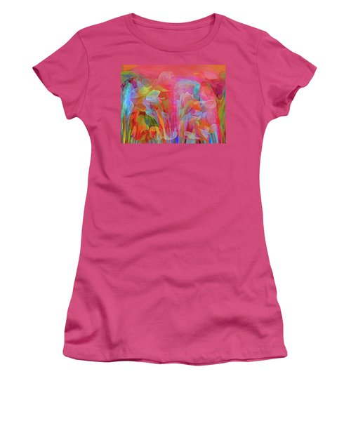 Second Day In The Garden Women's T-Shirt (Athletic Fit)