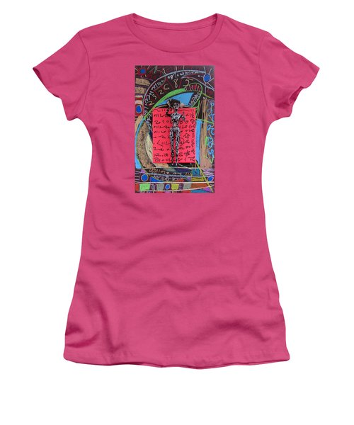 Solomon's Seal Herbal Tincture Women's T-Shirt (Athletic Fit)