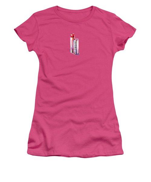 Sugar Rose Women's T-Shirt (Athletic Fit)