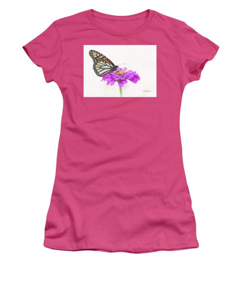 The Garden's Visitor Women's T-Shirt (Athletic Fit)