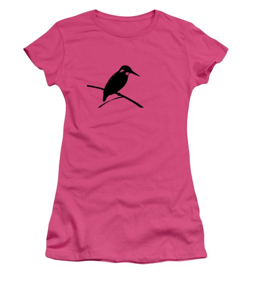 The Kingfisher Women's T-Shirt (Athletic Fit)