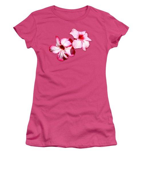 Too Pink Women's T-Shirt (Junior Cut) by Bob Slitzan
