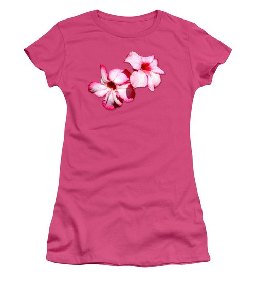 Too Pink Women's T-Shirt (Athletic Fit)