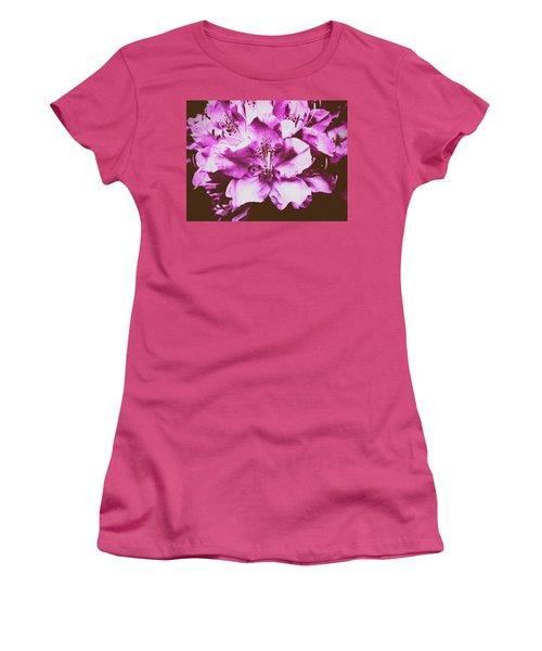 Ultraviolet Women's T-Shirt (Athletic Fit)