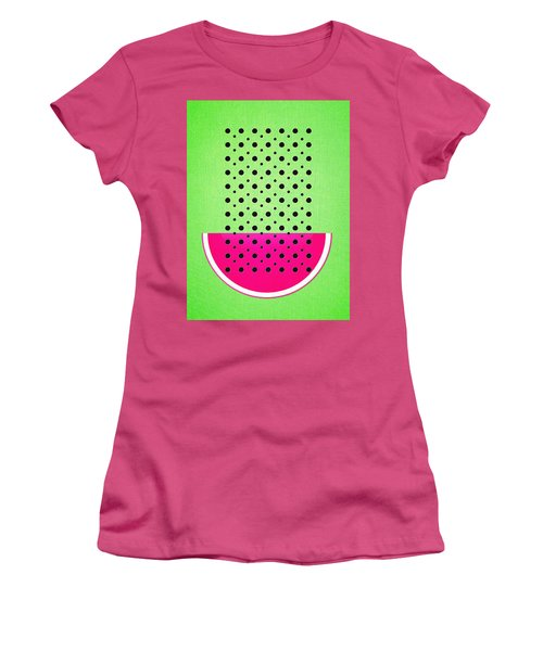 Watermelon Women's T-Shirt (Athletic Fit)