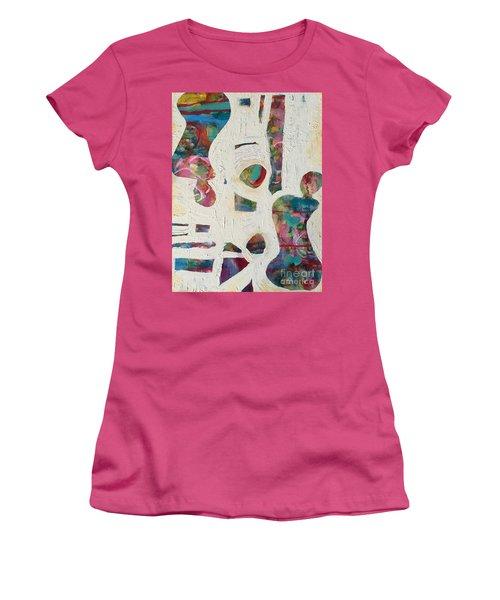 Worldly Women Women's T-Shirt (Junior Cut) by Gail Butters Cohen