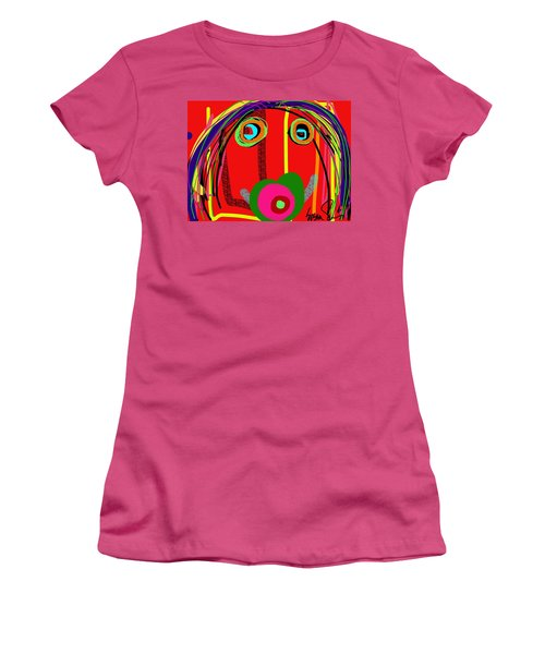 Worries Worries All Day Long Women's T-Shirt (Athletic Fit)