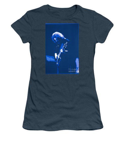 Women's T-Shirt (Junior Cut) featuring the photograph Dark Star  by Susan Carella