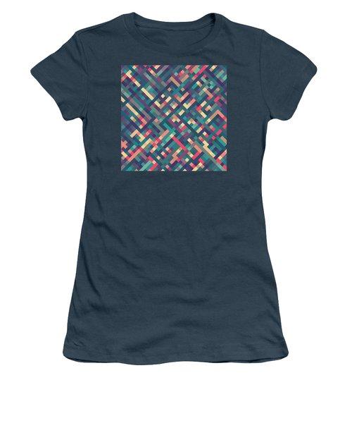 Pixel Art Women's T-Shirt (Junior Cut)