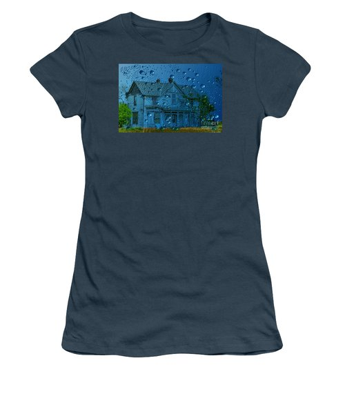 A Bit Of Whimsy For The Soul... Women's T-Shirt (Junior Cut) by Liane Wright