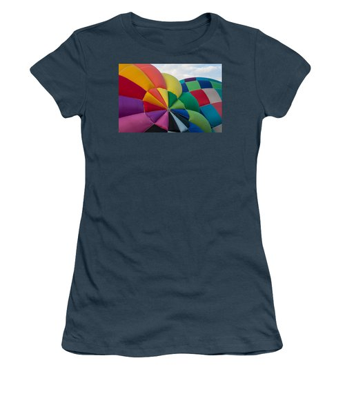 Almost Ready Women's T-Shirt (Junior Cut) by Patrice Zinck