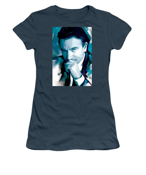 Bono U2 Artwork 4 Women's T-Shirt (Athletic Fit)