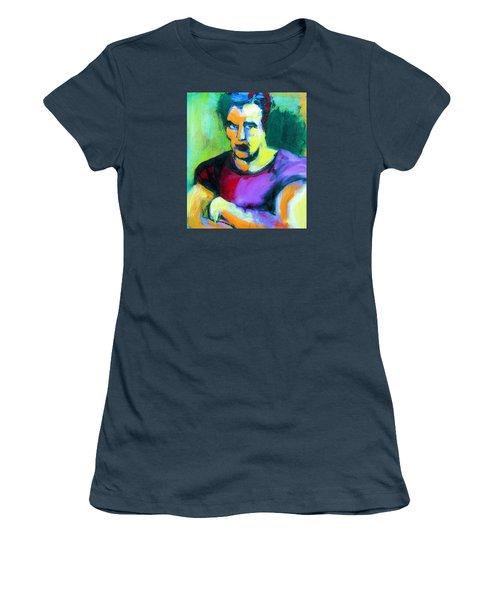 Brando Women's T-Shirt (Junior Cut) by Les Leffingwell
