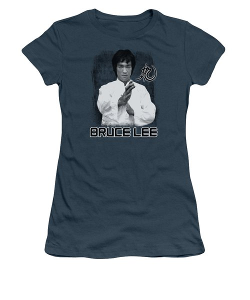 Bruce Lee - Concentrate Women's T-Shirt (Junior Cut) by Brand A