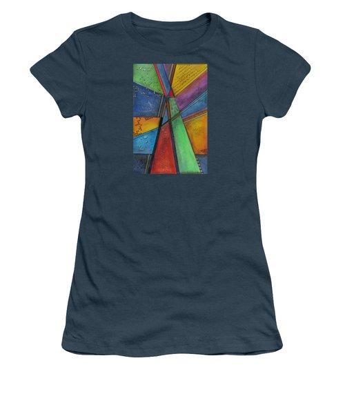 Convergence Women's T-Shirt (Junior Cut)
