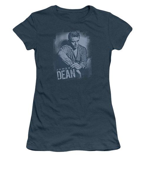 Dean - Not Amused Women's T-Shirt (Junior Cut) by Brand A